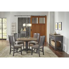 """Port Townsend 48"""" Round Dining Table"""