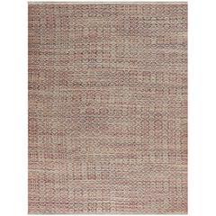 Zola 4 Rust Flat-Weave Area Rug 8'x10'