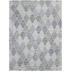 """Vector 32 Charcoal Hand-Tufted Area Rug 7'6""""x9'6"""""""