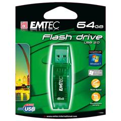 C600 CANDY (GREEN) 64GB USB 2.0 FLASH DRIVE