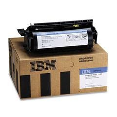 IBM 28P2010 High-Yield Toner, 30000 Page-Yield, Black