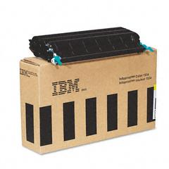 IBM 39V0313 Toner, 5000 Page-Yield, Yellow