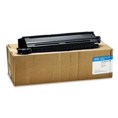 IBM 53P9393 High-Yield Toner, 14000 Page-Yield, Cyan