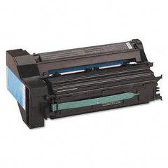 IBM 75P4052 Toner, 6000 Page-Yield, Cyan