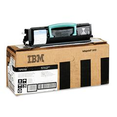 IBM 75P5709 Toner, 2500 Page-Yield, Black