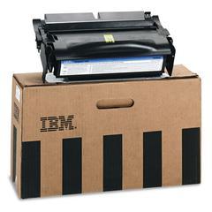 IBM 75P6050 Toner, 6000 Page-Yield, Black