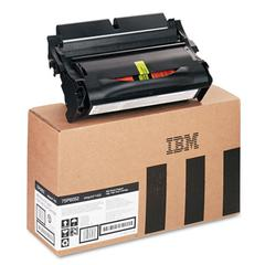 IBM 75P6052 High-Yield Toner, 12000 Page-Yield, Black