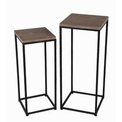 2 Pc Accent Stands