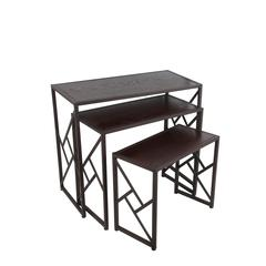 3Pc Rect Nesting Tables