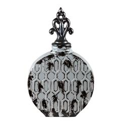 Ceramic Vase - Vintage Grey