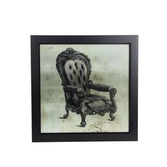 Wall Art - Vintage Chair