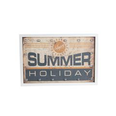 LED Wall Art - Summer Holiday