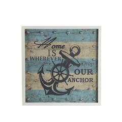 LED Wall Art - Anchor