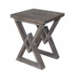 Accent Stand X Style-Gray Wash