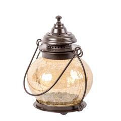Medium Crackle Lantern