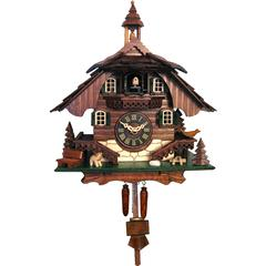 Engstler Battery-operated Cuckoo Clock - Full Size -