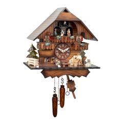 Engstler Battery-operated Cuckoo Clock - Full Size