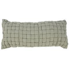SoftWeave Hammock Pillow - Flax