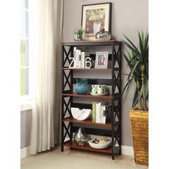 Oxford 5 Tier Bookcase