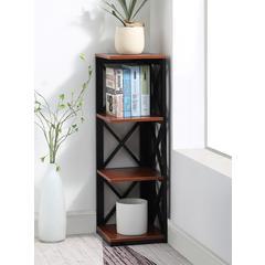 Oxford 3 Tier Corner Bookcase