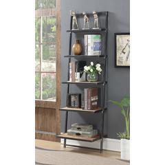 Laredo 5 Tier Ladder Bookcase/shelf