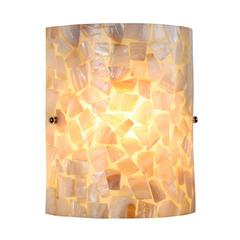 """CHLOE Lighting SALLY Transitional Tiffany-style 1 Light  Indoor Wall Sconce 8"""" Wide"""