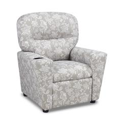 Kid's Recliner with cupholder - Madelyn - Cove