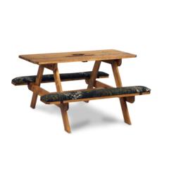 Mossy Oak Break-Up Picnic Table