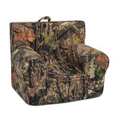 Mossy Oak Country Grab-n-go Kid's Foam Chair with handle