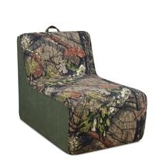 Tween Lounger w/handle - Mossy Oak Country with Fremont Cypress sides