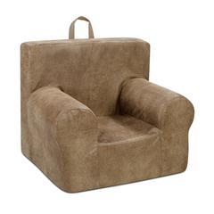 Weston Grab-n-go Kid's foam Chair with handle - Cortez Nougat (no welt)