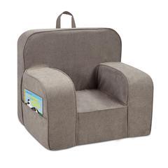 Mason Grab-n-go Kid's Foam Chair with handle & 2 pockets - Capstone Safari