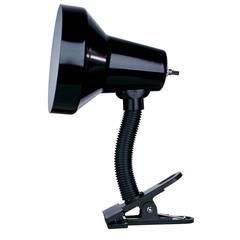 Gooseneck Clip-On Lamp