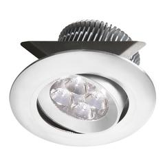 24V DC,8W Wht Adjust Mini LED Pot Light