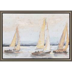 Sailing at Dusk I