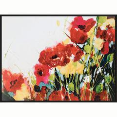 Poppies and Flowers