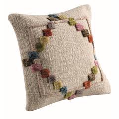 "Cushions Benita Soft Multi - 16""x16"""