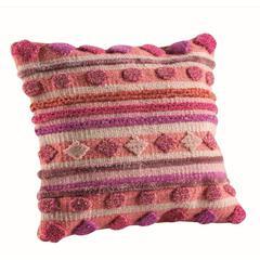 "Cushions Elda Pink - 18""x18"""
