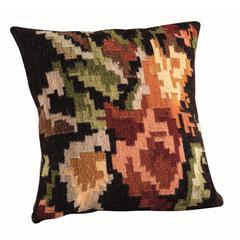 """Cushions Karba3 Brown - 16""""x16"""""""