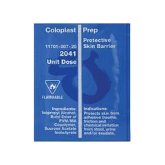 Prep Skin Protective Barrier Wipes by Coloplast Corp, 54/BX