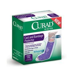 CURAD Cast Protectors, 6/CS