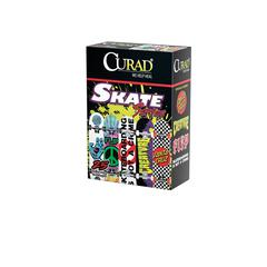 Skateboard Adhesive Bandages,Skateboards, 24/CS