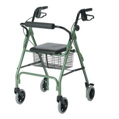 Guardian Economy Rollators,Green, 1/CS