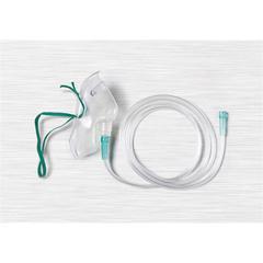 Adult Disposable Oxygen Masks,Adult, 50/CS