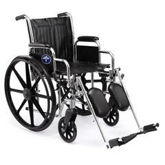 Excel 2000 Extra-Wide Wheelchairs, 1/EA