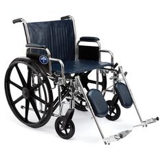 Excel Extra-Wide Wheelchairs, 1/CS