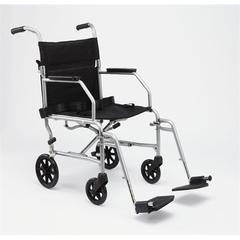 Basic Steel Transport Chair, 1/CS
