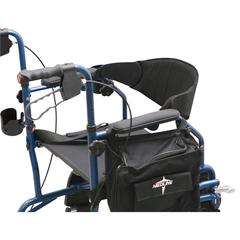 Combination Rollator/Transport Chair, 1/CS