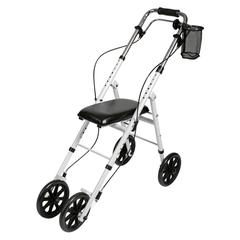 Basic Knee Walker,White, 1/CS