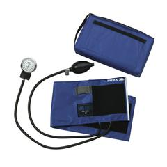 Compli-Mates Aneroid Sphygmomanometers,Royal Blue, 1/EA